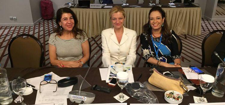 Αντιπρόεδρος της Επιτροπής της Μεσογείου για την Αειφόρο Ανάπτυξη εξελέγη η Δρ. Αυγερινοπούλου