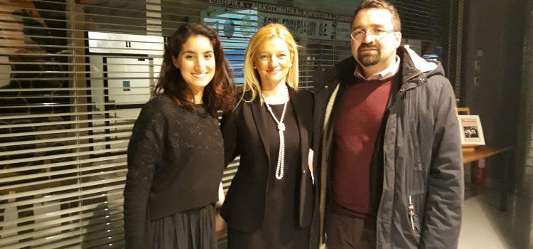 Συμμετοχή της Δρ. Διονυσίας – Θεοδώρας Αυγερινοπούλου στο «Mentoring» του 24ου economia Φοιτητικού Διαγωνισμού