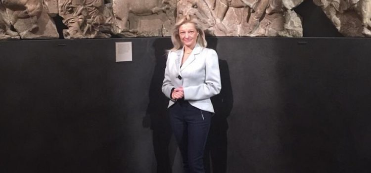 Δήλωση Αυγερινοπούλου περί Χρηματοδότησης του Επικουρείου Απόλλωνος