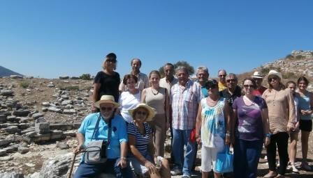 Αυγερινοπούλου για χρηματοδότηση έργων στο αρχαίο Αίπυ