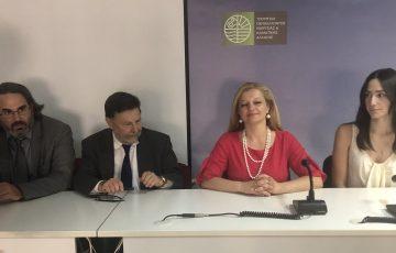Αυγερινοπούλου: Ιδιαίτερα σημαντική για όλη την Ηλεία η συνάντηση των Δημάρχων με τον Υφυπουργό Χωροταξίας