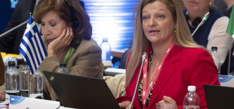 Συμμετοχή κοινοβουλευτικής αντιπροσωπείας στη Διακοινοβουλευτική Διάσκεψη για την Κλιματική Αλλαγή (Ελσίνκι 6-7 Οκτωβρίου 2019)