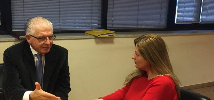 Επί της ουσίας συνάντηση Αυγερινοπούλου – Λυκουρέντζου για τα αγροτικά ζητήματα του Ν. Ηλείας