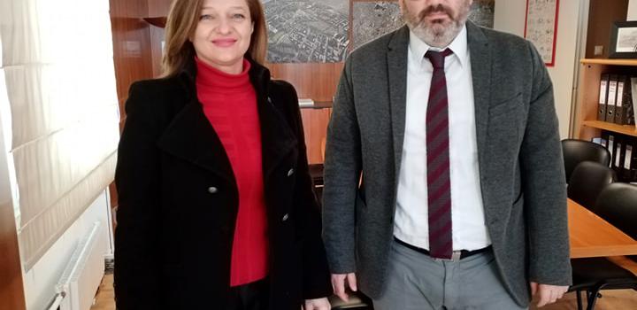 Συνάντηση εργασίας Αυγερινοπούλου – Μπακογιάννη για την κατάρτιση του Ειδικού Χωρικού Σχεδίου Ηλείας, το Π.Δ. του Κυπαρισσιακού Κόλπου και τα ΣΧΟΑΠ Πύργου και Αμαλιάδας