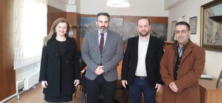 Αυγερινοπούλου: Συνάντηση για ΣΧΟΟΑΠ Αμαλιάδος, Χάβαρι, Κουρούτα και Πηνεία