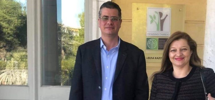 Αυγερινοπούλου: Έγκριση 96.720 ευρώ για την περιβαλλοντική προστασία και αποκατάσταση του Δάσους Κουνουπελίου από το Πράσινο Ταμείο