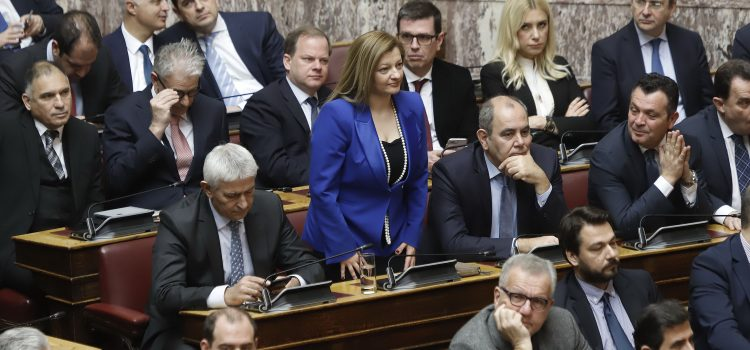 Δήλωση Αυγερινοπούλου για την πιλοτική λειτουργία της ψηφιακής σύνταξης «ΑΤΛΑΣ» | Συγχαρητήρια Αυγερινοπούλου προς Βρούτση