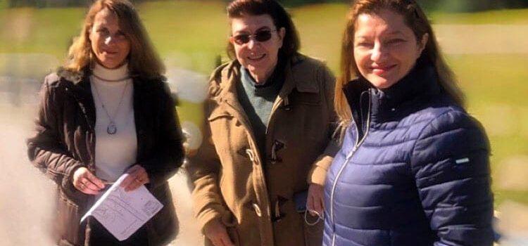 Συνάντηση Αυγερινοπούλου με Υπουργό Πολιτισμού για Αρχαία Ολυμπία