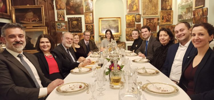 Συνάντηση Αυγερινοπούλου με τον Υφυπουργό Περιβάλλοντος της Σλοβακίας, κ. Norbert Kurrila