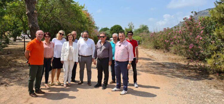 Αυγερινοπούλου: Ανοίγουν αύριο τα Λουτρά Καϊάφα – Σχεδιασμός για περαιτέρω αξιοποίηση των ιαματικών πηγών