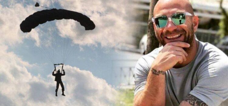 Συλλυπητήρια Δήλωση Αυγερινοπούλου για την απώλεια του αλεξιπτωτιστή, Κώστα Μελιγκώνη