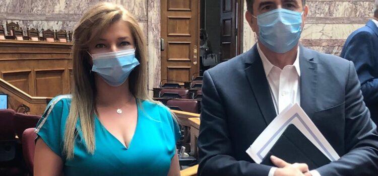 Αυγερινοπούλου: Εμβάθυνση αστυνομικής συνεργασίας για περιβαλλοντικά θέματα με Ισραήλ και Ρωσία