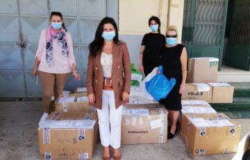 Αυγερινοπούλου: Αποστολή ανθρωπιστικής βοήθειας στην Καρδίτσα από κοινού με τον Πολιτιστικό Σύλλογο «Οι Πυργιώτισσες»  | Οι γυναίκες στηρίζουν τις γυναίκες