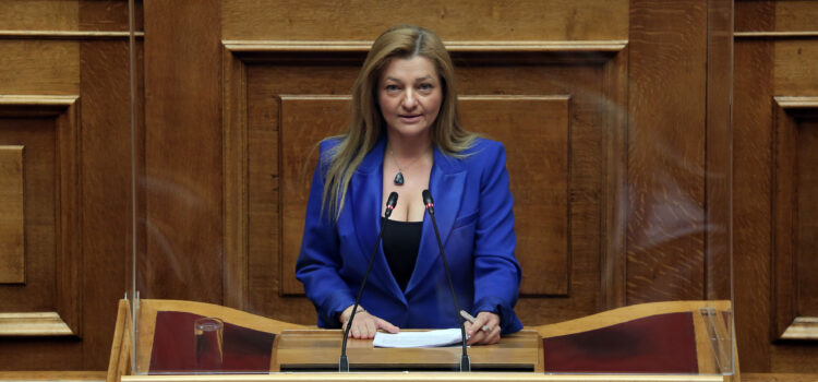 Ειδική αναφορά Αυγερινοπούλου στη Βουλή για τις προκλητικές ενέργειες της Τουρκίας στο παραλιακό μέτωπο των Βαρωσίων Κύπρου
