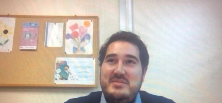 Αυγερινοπούλου στο Υπ. Εργασίας και Κοιν. Υποθέσεων: Στήριξη των ιδρυμάτων της Ιεράς Μητροπόλεως Ηλείας
