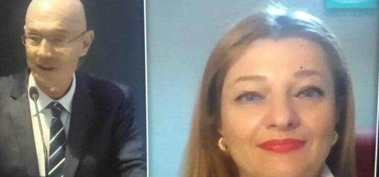 Στο Mediterranean Online Forum 2020 ομιλήτρια η Πρόεδρος της Επιτροπής Περιβάλλοντος, Δρ. Αυγερινοπούλου