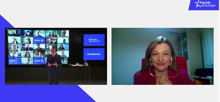 Στην εκδήλωση «Η Ψηφιακή Δίδυμη Γη: Ένα εργαλείο δεδομένων, αποδείξεων και προβλέψεων» ομιλήτρια η Δρ. Αυγερινόπουλου