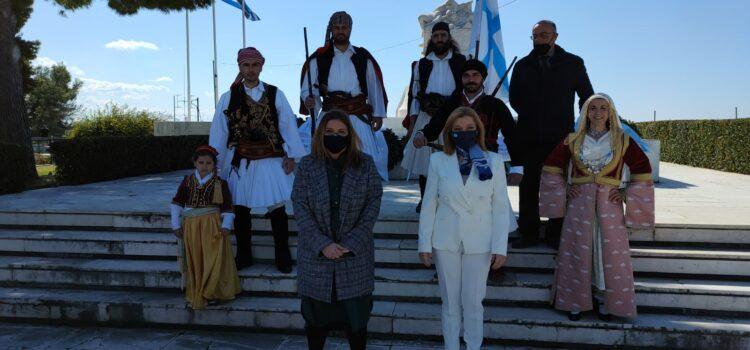 Μήνυμα Δ. Αυγερινοπούλου για την Επέτειο των 200 ετών από την Επανάσταση του 1821: «Τα ελληνικά ιδεώδη ενέπνευσαν, εμπνέουν και θα εμπνέουν!»